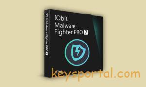 Лицензионный ключ IObit Malware Fighter 7-8
