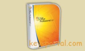 Ключи активации Майкрософт Офис 2007