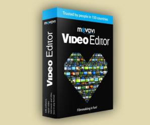 Ключ активации Movavi Video Editor 20.3 2020-2021