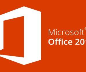Коды и ключи активации MS Office 2016 на 2019-2020 год