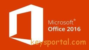 Коды и ключи активации MS Office 2016
