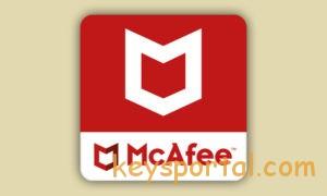 Лицензионные ключи для McAfee
