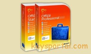 Лицензионный ключ для Microsoft Office 2010