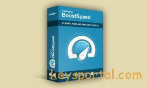 Ключи активации AusLogics BoostSpeed 12