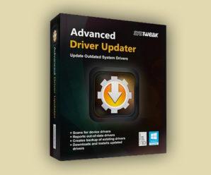 Ключи активации Advanced Driver Updater 2020-2021