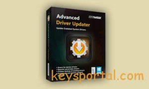 Ключ активации Advanced Driver Updater