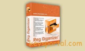 Лицензионный ключ для Reg Organizer на русском