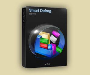 Русский IObit Smart Defrag 6.5 Pro + лицензионный ключ 2020