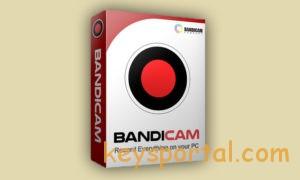 Крякнутый Bandicam 4.3.0 с ключом (полная версия)
