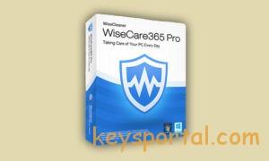 Wise Care 365 Pro лицензионный ключ