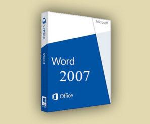 Бесплатные ключи Word 2007 лицензионные 2019-2020