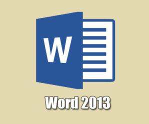 Лицензионные ключи Word 2013 на 2019-2020 год