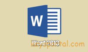 Ключи активацииWord 2013 лицензионные