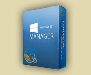 Windows 10 Manager 3.0 на русском + ключ 2019