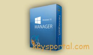 Русский Windows 10 Manager скачать бесплатно