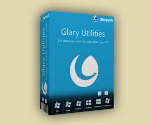 Glary Utilities Pro 5.1 + ключ активации 2019-2020