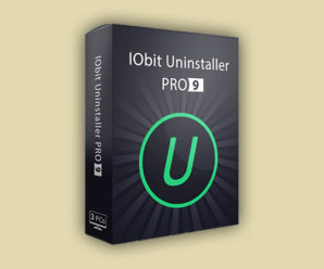 Iobit Uninstaller 9.1 Pro лицензионный ключ 2019-2020