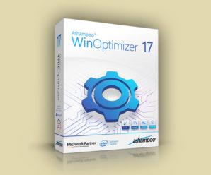 Скачать Ashampoo WinOptimizer 17 + ключ 2019-2020