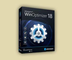 Скачать Ashampoo WinOptimizer 18 + ключ 2020-2021