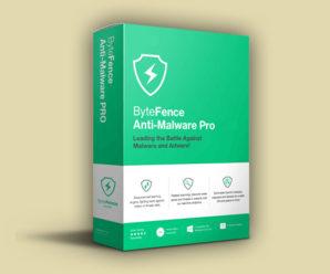 Бесплатный ключ ByteFence Anti-Malware Pro 2019-2020