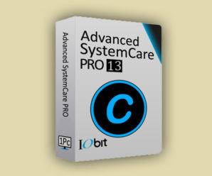 Advanced SystemCare 13.7 Pro + лицензионный ключ 2020-2021