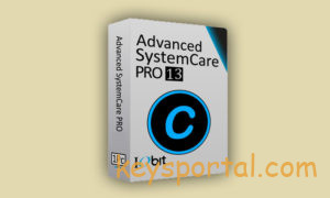 Advanced SystemCare 13 Pro + лицензионный ключ