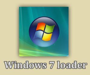 Активатор Windows 7 loader 2021 скачать бесплатно