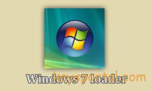 Активатор Windows 7 loader скачать бесплатно