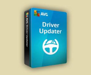 AVG Driver Updater 2.3.7 ключик активации 2020-2021