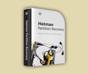 Ключи активации Hetman Partition Recovery 4.0 2021-2022