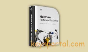 Ключи активации Hetman Partition Recovery