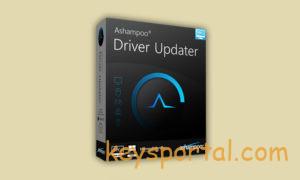 Ключ активации Ashampoo Driver Updater