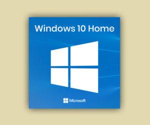 Ключи активации Windows 10 Домашняя 64 bit 2020-2021
