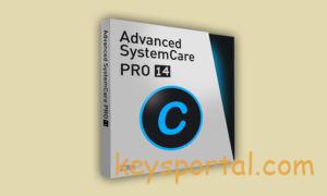 Advanced SystemCare 14 Pro + лицензионный ключ