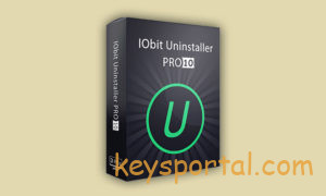 Iobit Uninstaller 10.6 Pro лицензионный ключ