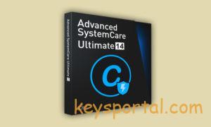 Advanced Systemcare Ultimate 14 лицензионный ключ 2021